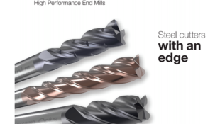 The Delta Performance 3 flute endmill from Quickgrind