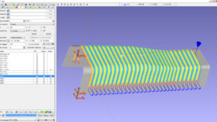 VERICUT Composite Paths for Engineering