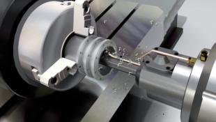Cogsdill Extended Milling tool –  (Internal Splining) for Horizontal Boring Machines!