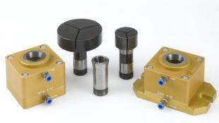Hydrafeed Workholding Equipment