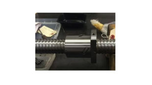 Fast Ballscrew Repairs – any make, any size within 24-48 hours