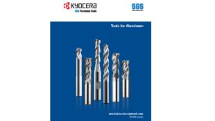 Kyocera SGS – Aluminium End Mills