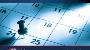 MIETrak Pro – Scheduling