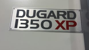 Dugard 1350 XP machining centre