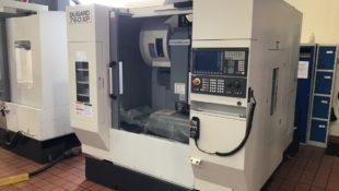 Dugard 760 XP machining centre for sale