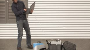 Portable Optical Measurement Solution for Production or On Site