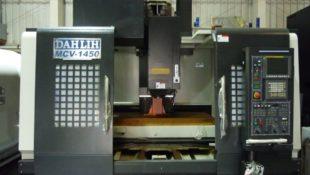 In Stock Dah Lih MCV-1450 CNC Vertical Machining Centre