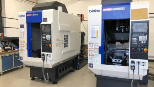 Brother 5-Axis Mull/Turn – M140X2