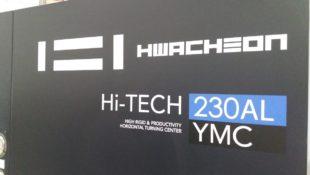 In Stock Hwacheon Hi-TECH 230AYMC