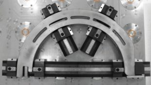 Leader's ZeroClamp® system offers significant advantages