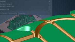 Tebis CAD/CAM for CNC Programming