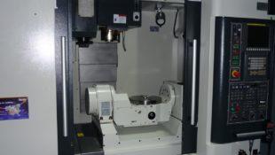 In Stock Dah Lih DMX-320 5 Axis Machining Centre