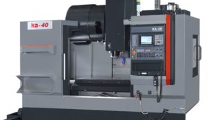 High spec Kafo Vertical Machining Centre with Direct Drive Spindle and Fanuc data server