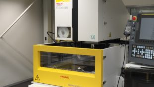 FANUC C600 B Series EDM machine available from stock
