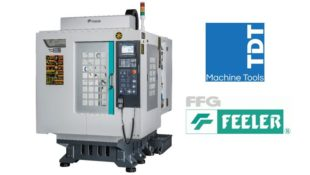 Feeler TC-20a Drilling & Tapping Centre