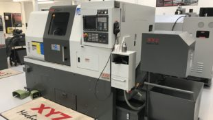 Ex Demo XYZ CT65 LTY Turning Centre