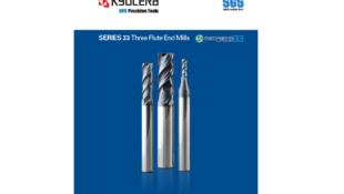 Kyocera SGS – Series 33 End Mills