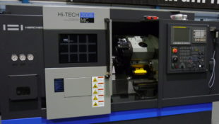 In Stock Hwacheon Hi-Tech 200BMC CNC Lathe With Driven Tools