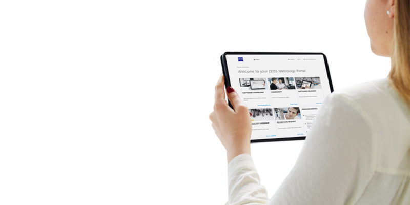 ZEISS launches new Metrology Portal