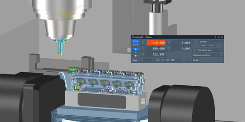 Tebis Has A Unique Virtual Machine Technology