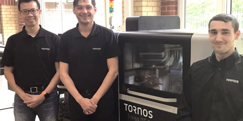 Tornos Expands Team With 3 New Engineers