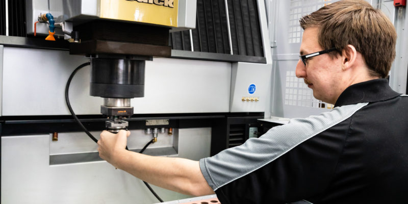 RST Engineering doubles-up on Sodick AG60L die-sink EDM machines