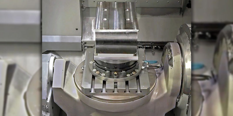 Subcontractor Invests In High-Speed 5-Axis Machining Cell