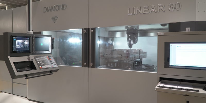 Newcastle Tool & Gauge chooses XYZ for five-axis capability