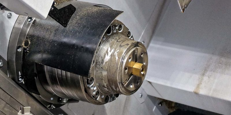 Lathe will pay for itself in 18 months