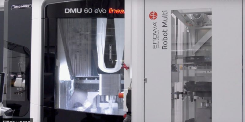Machine tool automation – does one size fit all?