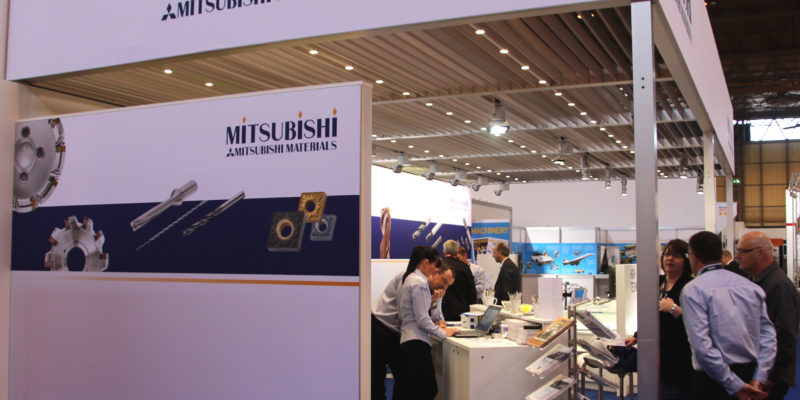 Mitsubishi Materials Meticulously Plans Route to Successful MACH