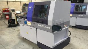 Star SR-20JN – Sliding Head Lathe
