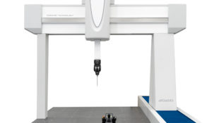 LK Metrology's 5-Axis Coordinate Measuring Machine.