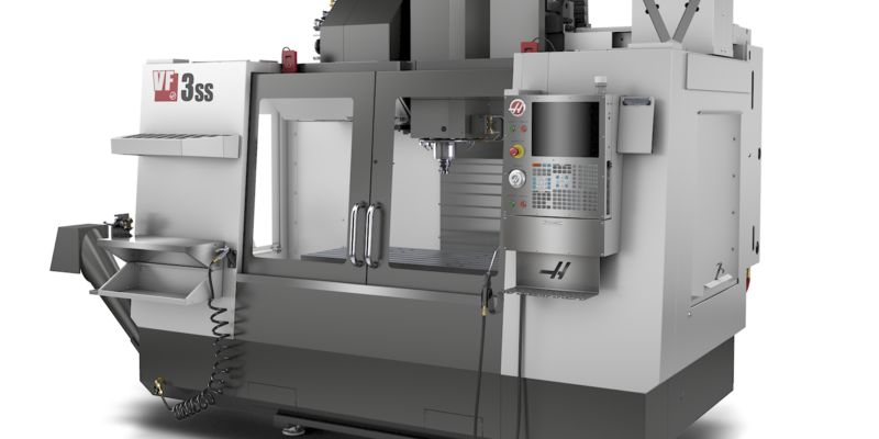 Haas 'High-performance machining' event hosted by M.A. Ford
