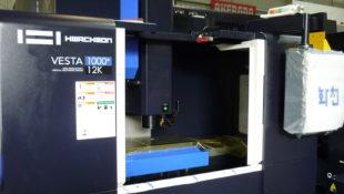 In Stock Hwacheon VESTA-1000+ Vertical Machining Centre