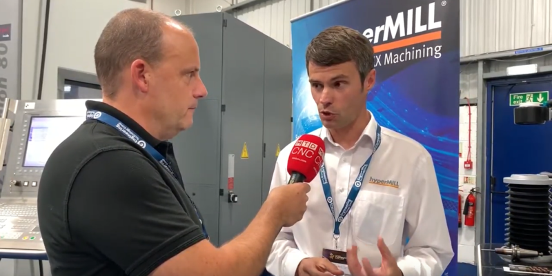 We find out why hyperMill is more than just 5 axis