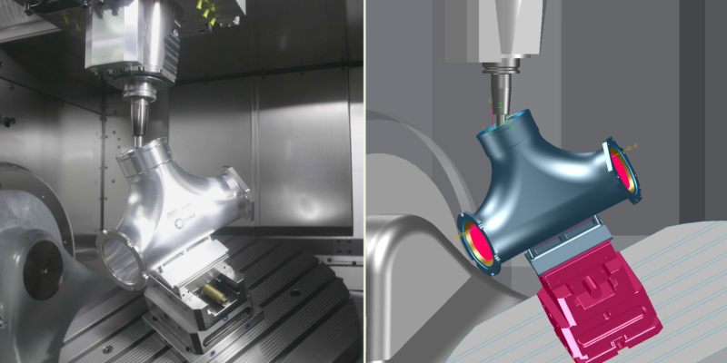 Tebis CAD/CAM/MES Experts Demonstrate Digital Twin and CAM Automation Capabilities at EMO'2019