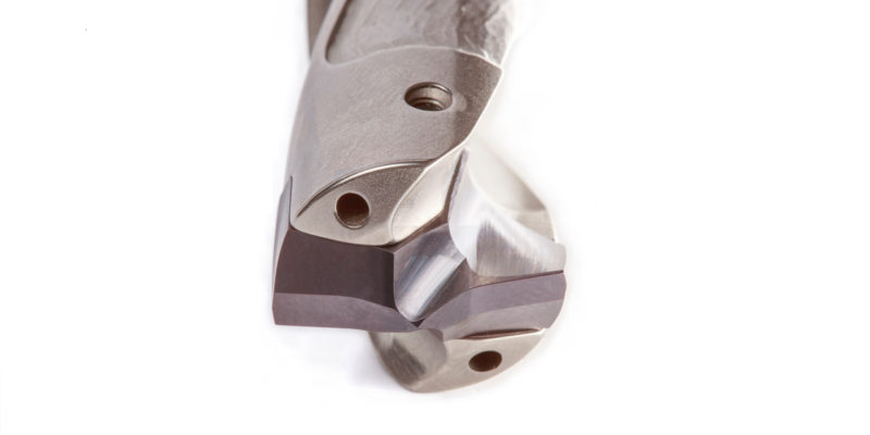Better, faster, more cost-effective: drilling from solid in steel