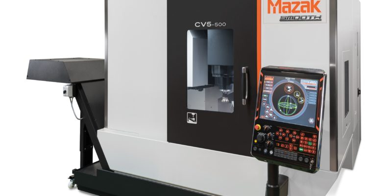 New UK manufactured 5-axis machine to debut at EMO Encore