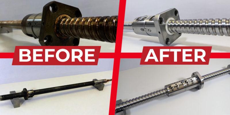 Transform Your Ballscrew – How?