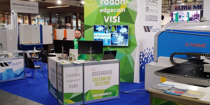 State-of-Art CAD/CAM at Latvia Trade Fair