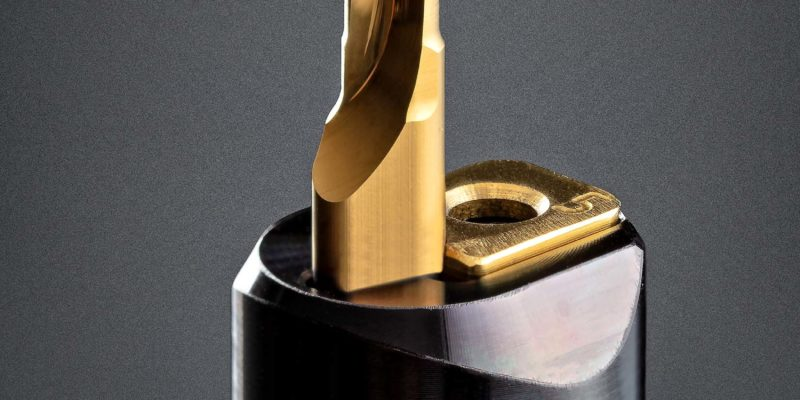 New tool geometry allows  Multi-functional machining