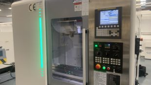 New Storm 600 VMC from Colchester machine tools