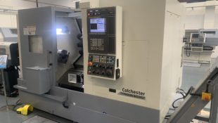 Colchester Typhoon B65MSY multi axis lathe