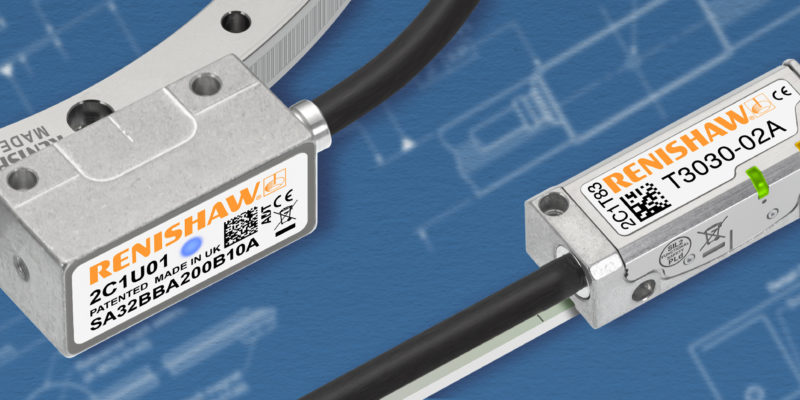 Renishaw expands range of encoders for Functional Safety