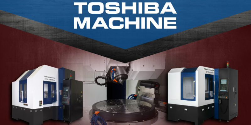 Toshiba's New Machines with Nanometre Accuracy