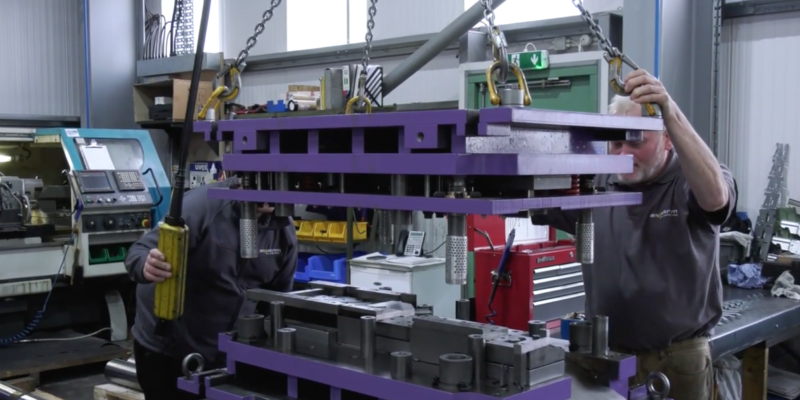 Excetek provides the perfect balance for Angstrom Engineering