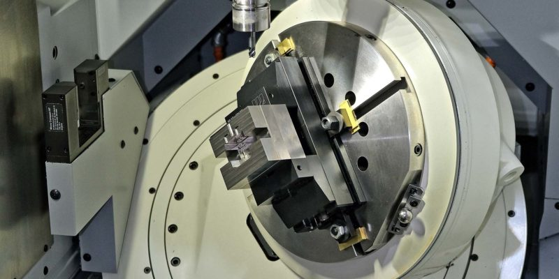 Hard milling of moulds cuts lead-times by 40 per cent compared with EDM