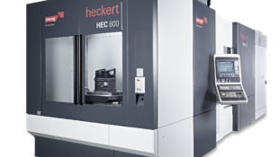Heckert HEC800 short deliveries offer long-term savings
