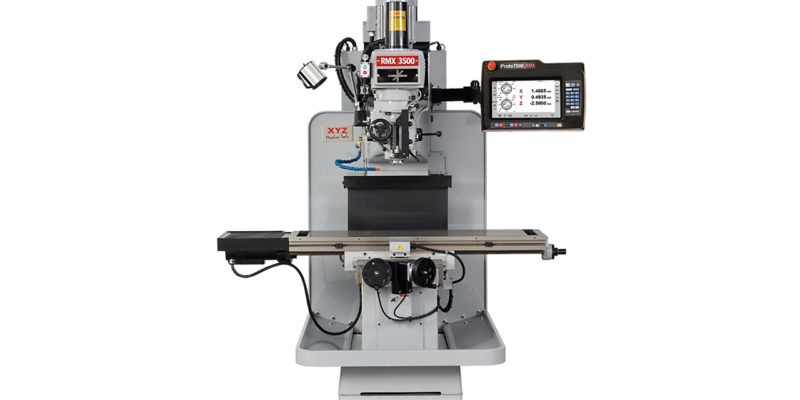 Automation and machining technology take centre stage for XYZ Machine Tools